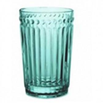 Ποτήρι Νερού - Αναψυκτικού Dots Aqua 350ml Marva Home