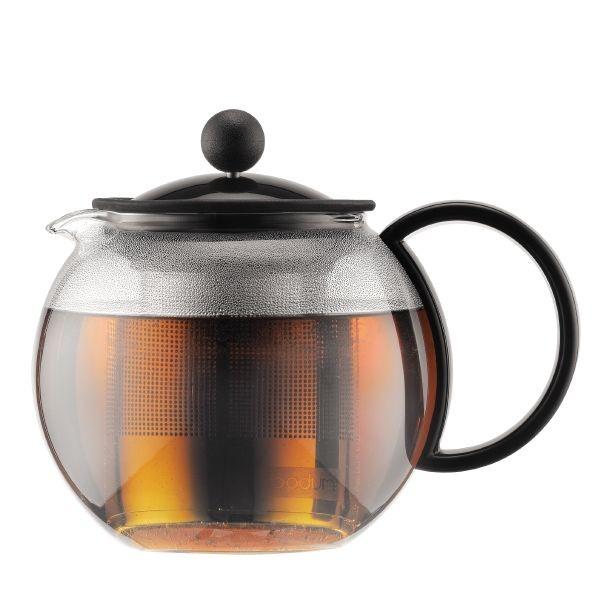Τσαγιέρα Με Πρέσα Assam 1lt Bodum home   ειδη cafe τσαϊ   τσαγιέρες