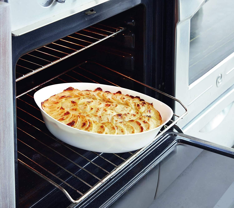Πυρίμαχο Σκεύος Smart Cusine Οβαλ 28cm Luminarc home   σκευη μαγειρικης   πυρίμαχα