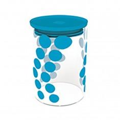 Δοχείο Αποθύκευσης Zak Designs Dot Dot Μπλε 0,90lt