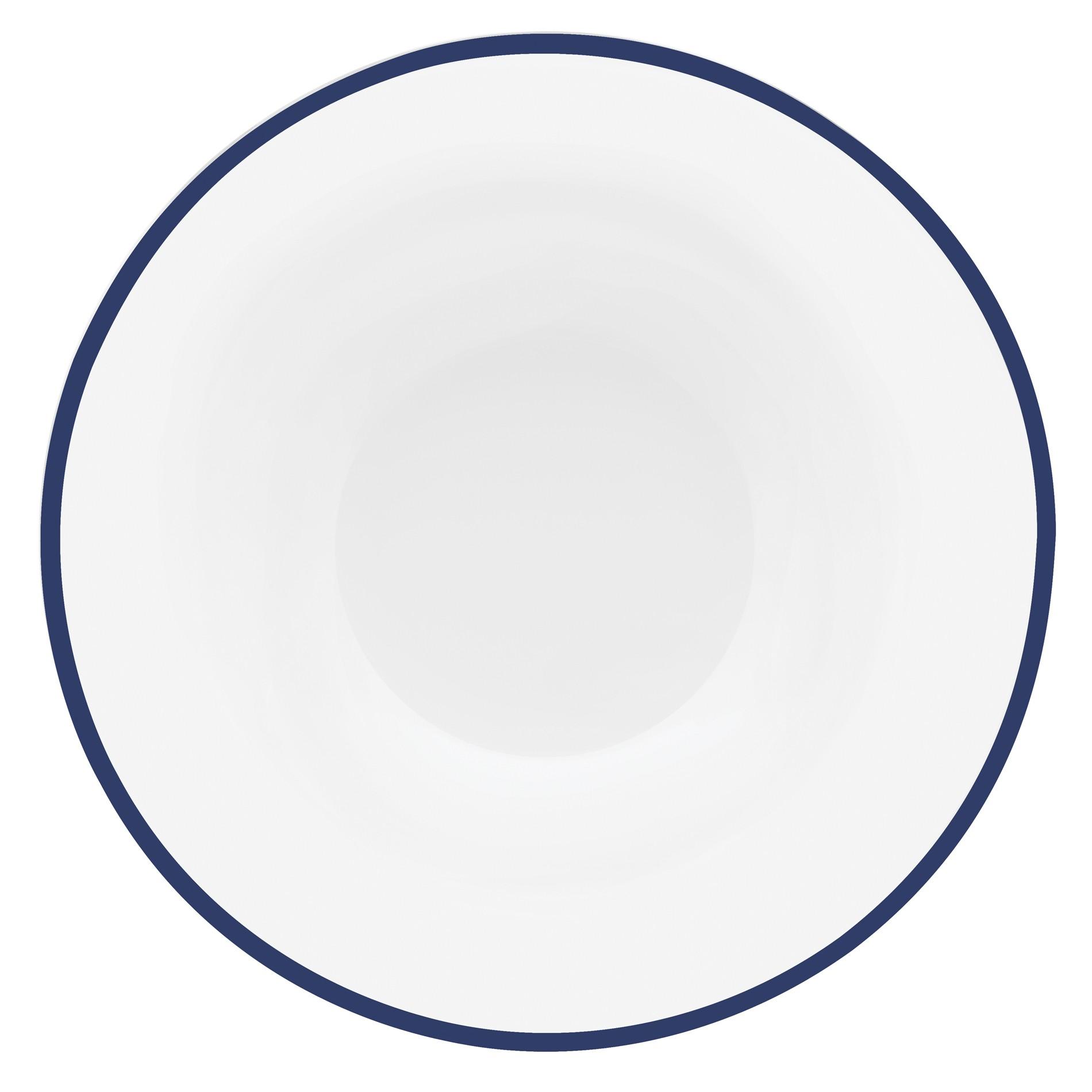 Πιάτο Βαθύ Σετ 6Τμχ Mediterraneo 22,5cm Ionia home   ειδη σερβιρισματος   πιάτα