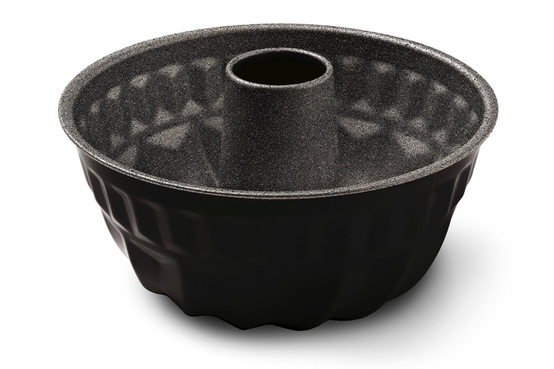 Φόρμα Black Stone Στρογγυλή Αντικολλητική Βαθιά Guardini23cm home   ζαχαροπλαστικη   φόρμες ζαχαροπλαστικής