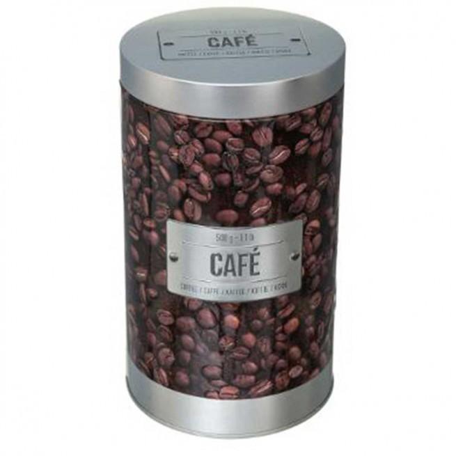 Δοχείο Αποθήκευσης Μεταλλικό Για Καφέ Marva Home home   αξεσουαρ κουζινας   δοχεία τροφίμων   βάζα αποθήκευσης