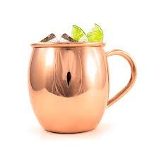 κούπα χάλκινη Moscow Mule cup 470ml home   ειδη σερβιρισματος   ποτήρια   cocktail   ειδικά ποτήρια