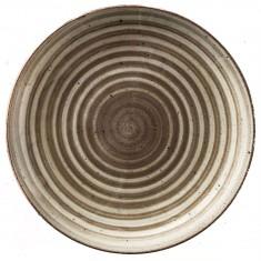 Πιάτο Ρηχό Πορσελάνης Terra Avanos 27cm Gural