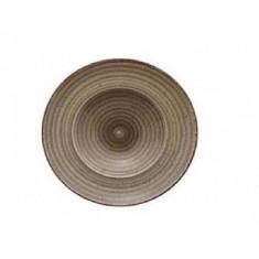 Πιάτο Πορσελάνης Σπαγγέτι Avanos Terra 26cm Gural
