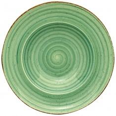 Πιάτο Πορσελάνης Σπαγγέτι Green Avanos 26cm Gural