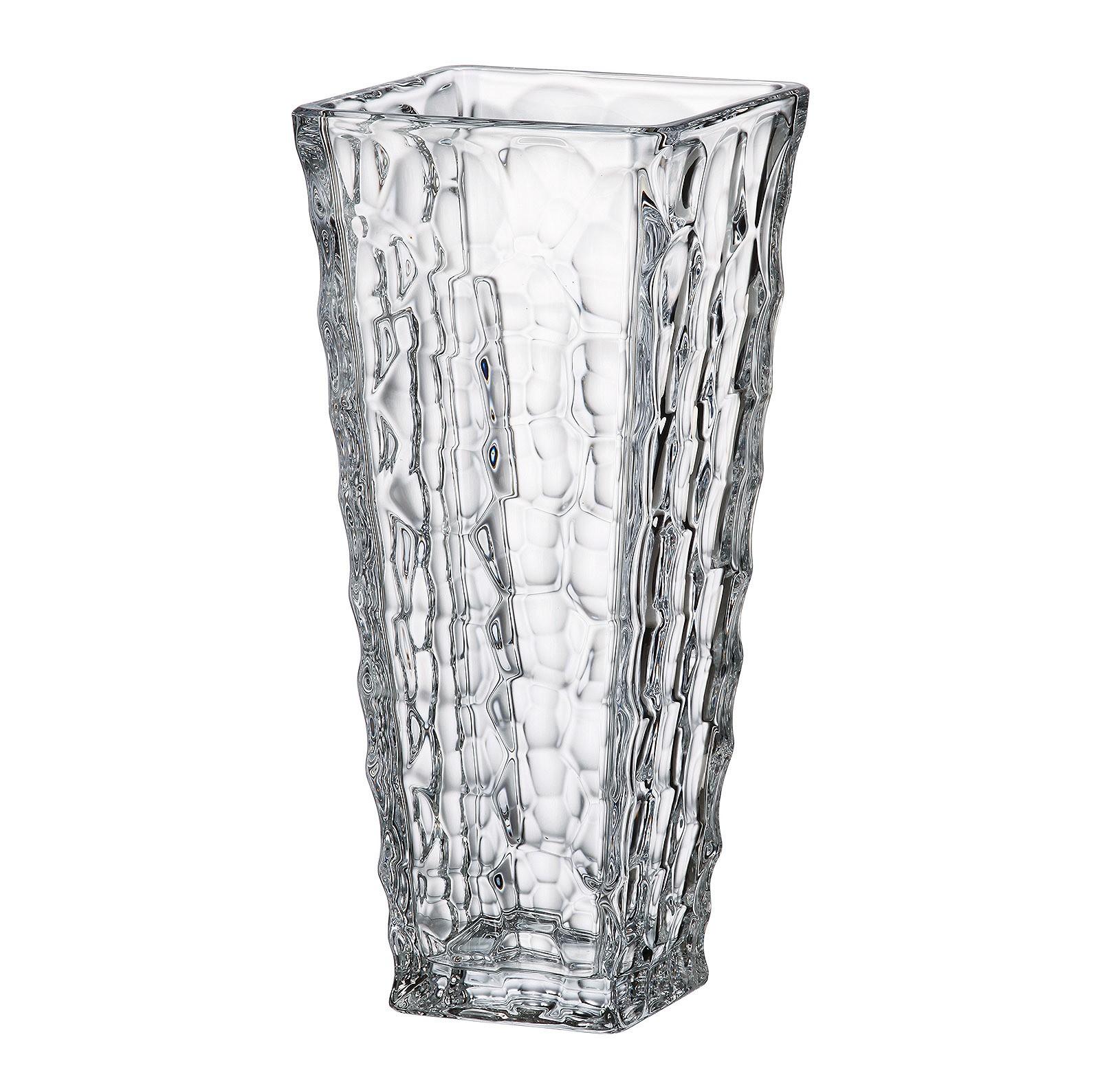 Ανθοδοχείο Κρυστάλλινο Marble 30.5cm Bohemia home   κρυσταλλα  διακοσμηση   κρύσταλλα
