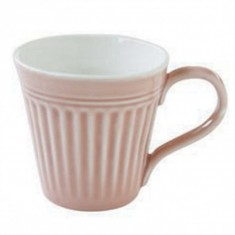Κούπα Κεραμική Abitare Pink 350ml Marva Home