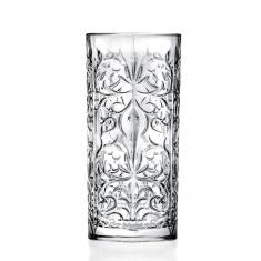 Ποτήρι Σωλήνα Κρυστάλλινο Rcr 338ml Σετ 6 Τμχ Tattoo