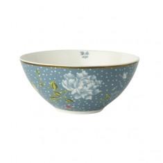 Μπολ Πρωινού Laura Ashley Fine Bone China Seespray Uni 16cm Heritage