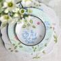 Πιάτο Ρηχό Laura Ashley Midnight Uni 26cm Heritage