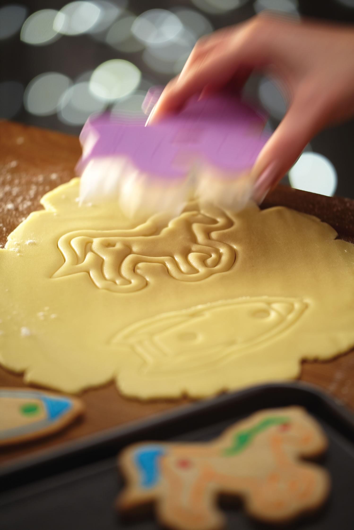κουπ-πατ αλογάκι 3d kitchencraft