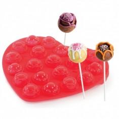 Φόρμα Σιλικόνης Για Cake Pops Pavoni