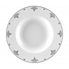 Πιάτο Βαθύ Antigoni Σετ 6Τμχ 22.5cm Ionia