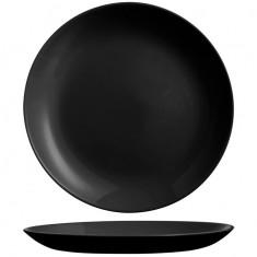 Πιάτο Φρούτου Diwali 19cm Luminarc Μαύρο