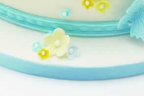 κουπ-πατ διακόσμησης λουλούδια σετ 4 τεμάχια sweetly does it home   ζαχαροπλαστικη   κουπ   πατ