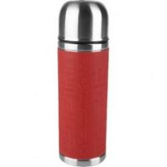 Θερμός Ανοξείδωτο Σιλικόνης Senator Tefal 0.5lt Κόκκινο