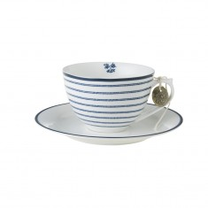 Φλιτζάνι Τσαγιού Laura Ashley Candy Stripe Fine Bone China Blueprint