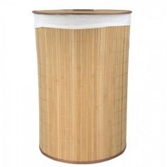 Καλάθι απλύτων Bamboo Στρογγυλό