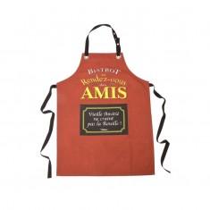 Ποδιά Κουζίνας Bistrot De Amis Natives