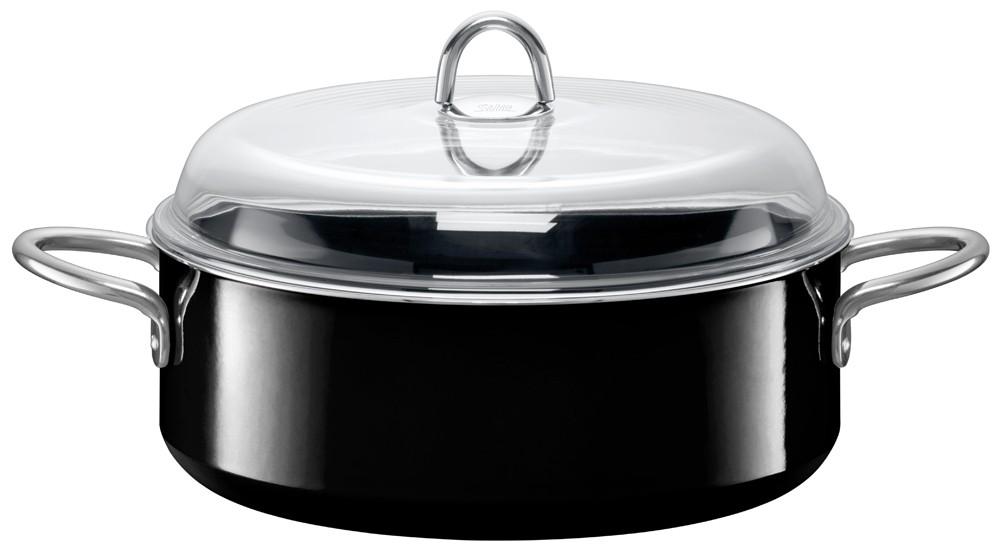 Πλακερό silit 28cm Νature Βlack home   σκευη μαγειρικης   κατσαρόλες χύτρες