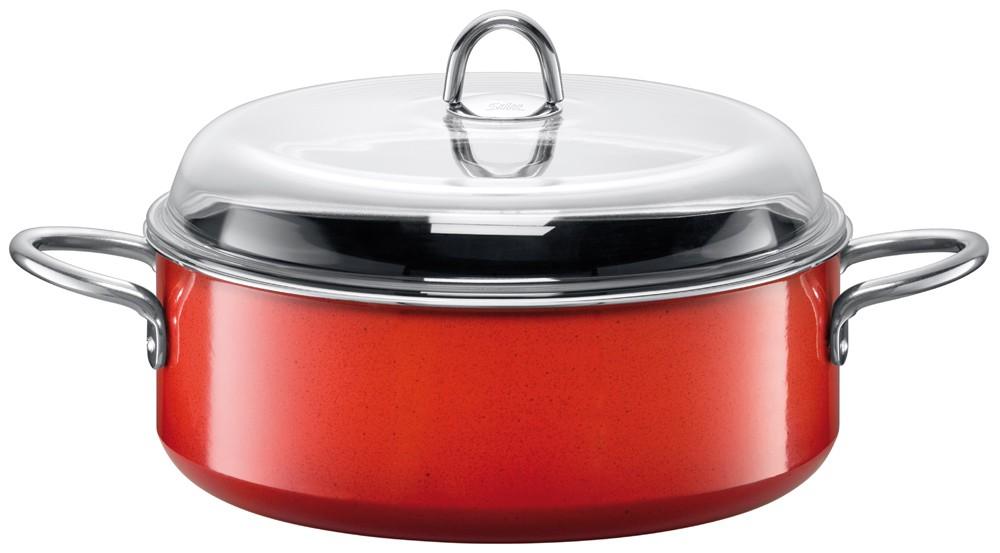 Πλακερό Silit 28cm Passion Red home   σκευη μαγειρικης   κατσαρόλες χύτρες