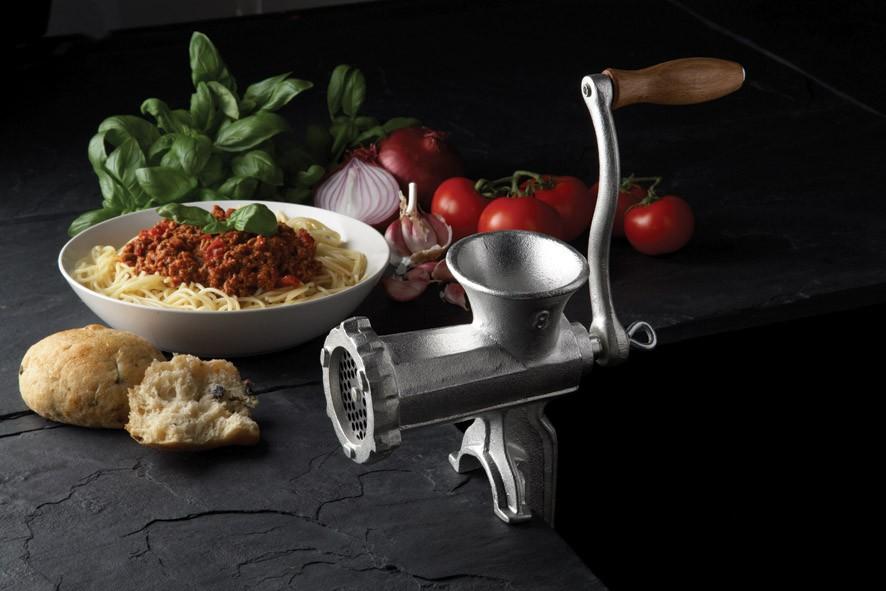 μηχανή μαντεμένια για κιμά 8cm kitchencraft home   εργαλεια κουζινας   εργαλεία μαγειρικής