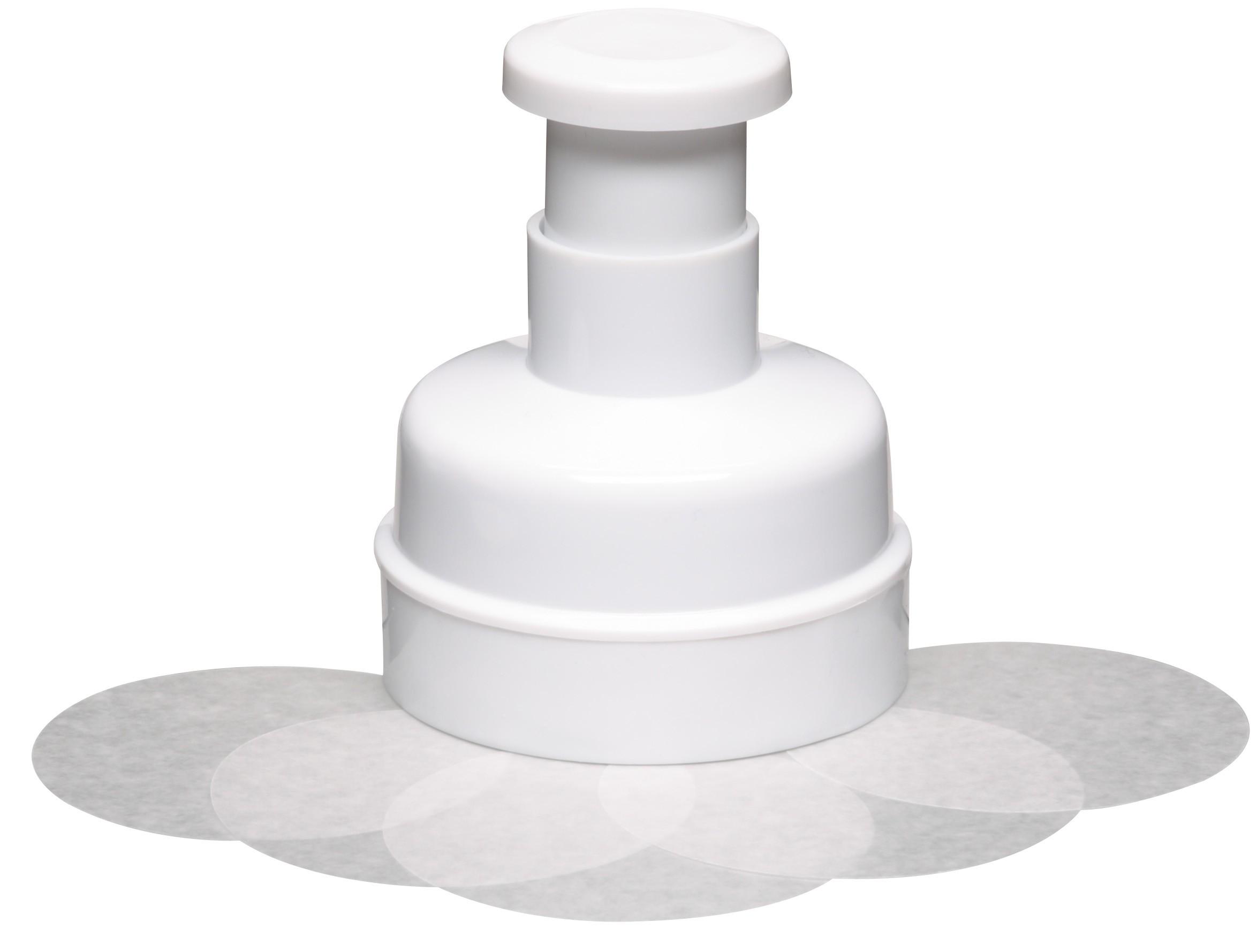 Φόρμα Για Μπιφτέκια Πλαστική kitchencraft home   εργαλεια κουζινας   εργαλεία μαγειρικής