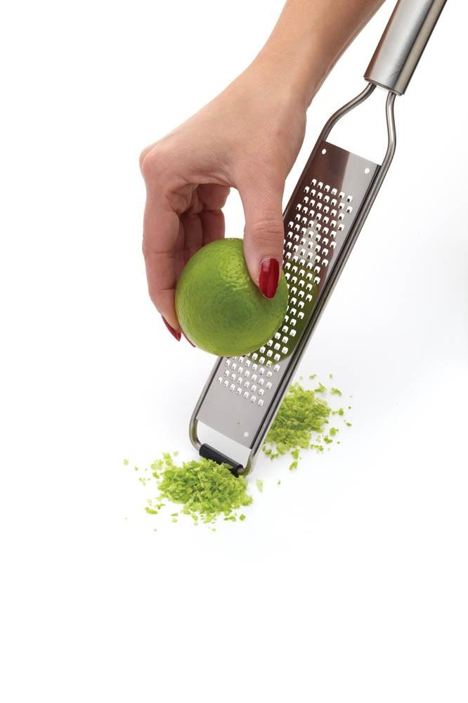 ξύστρα λεμονιού inox kitchencraft home   εργαλεια κουζινας   τρίφτες   μαντολίνα