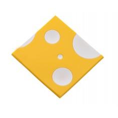 σουβέρ σιλικόνης τυρί