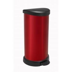 πεταλ 40l κοκκινο curver