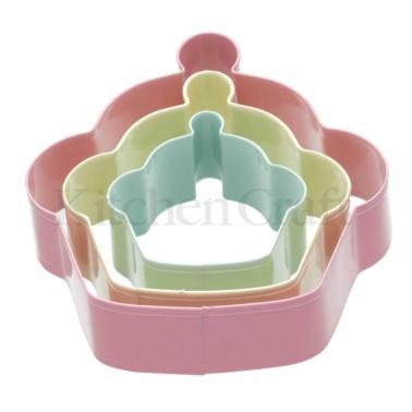 κουπ-πατ cupcake σετ 3 τεμάχια sweetly does it home   ζαχαροπλαστικη   κουπ   πατ