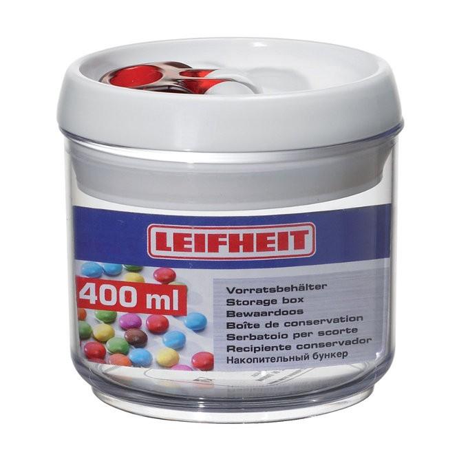 δοχείο τροφίμων πλαστικό fresh & easy leifheit 400ml home   αξεσουαρ κουζινας   δοχεία τροφίμων   βάζα αποθήκευσης