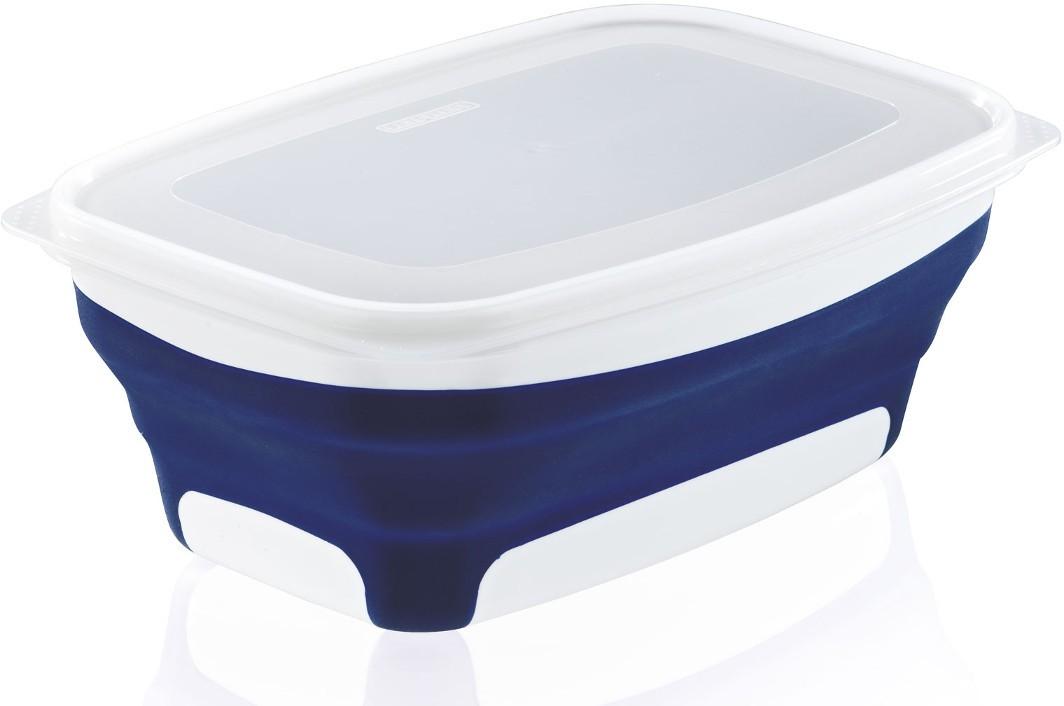 δοχείο τροφίμων αναδιπλώμενο παραλληλόγραμμο fresh & slim 1,7l home   αξεσουαρ κουζινας   δοχεία τροφίμων   βάζα αποθήκευσης