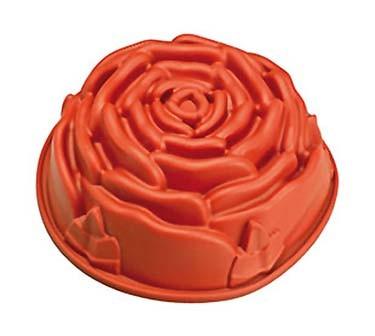 φόρμα σιλικόνης τριαντάφυλλο happy flex 26cm home   ζαχαροπλαστικη   φόρμες σιλικόνης