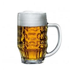 ποτήρι μπύρας γυάλινο malles 50.5cl