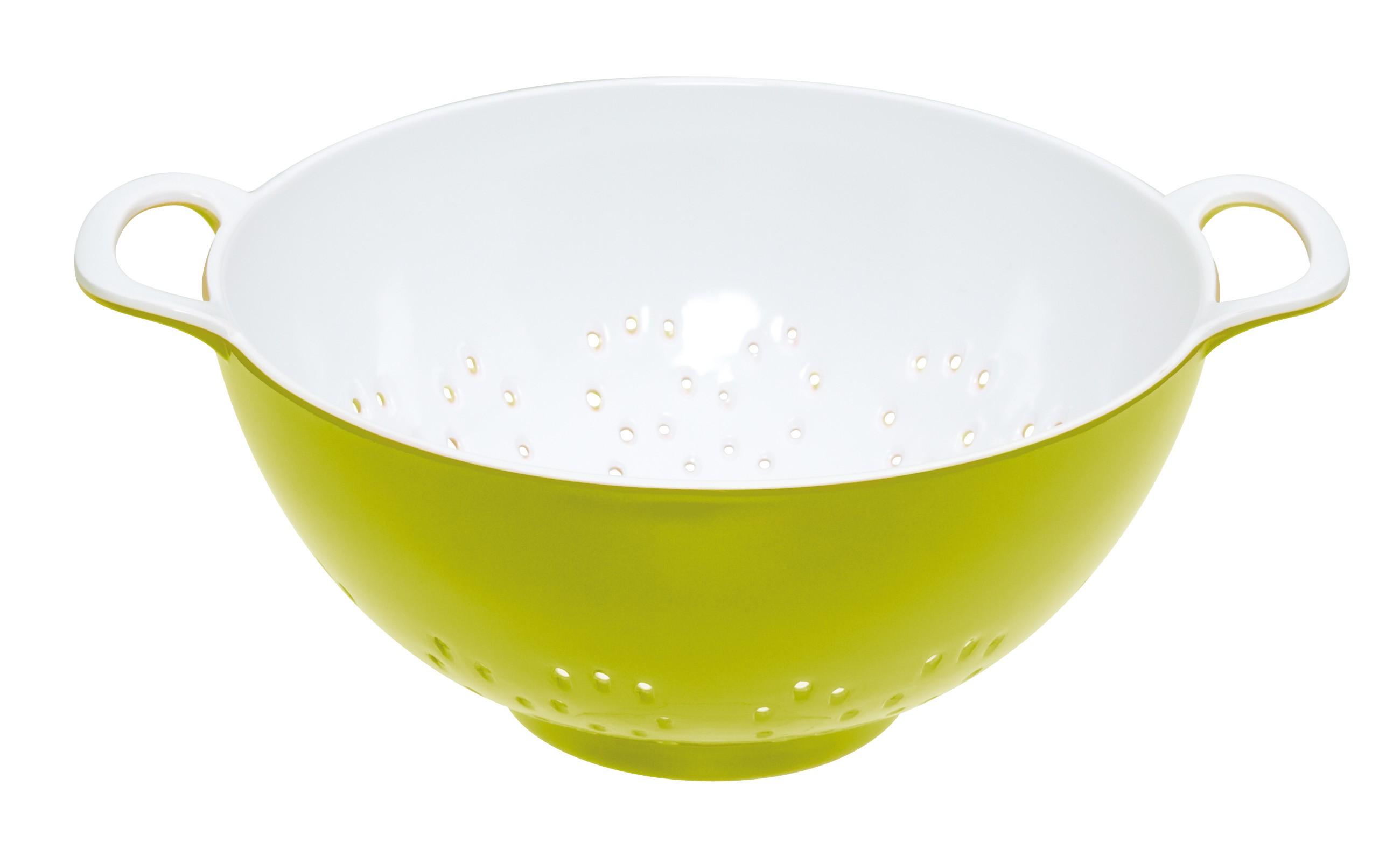 Σουρωτήρι colourworks μελαμίνης λαχανί 15cm home   εργαλεια κουζινας   σουρωτήρια