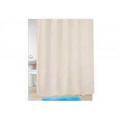 κουρτίνα μπάνιου υφασμάτινη μονόχρωμη 180X180.