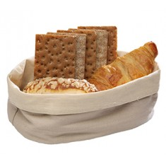 ψωμιέρα aps οβάλ 25cm