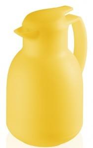 κανάτα θερμός leifheit bolero 1lit κίτρινη home   αξεσουαρ κουζινας   παγούρια   θερμός