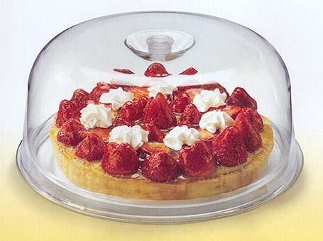 τουρτιέρα-τυριέρα bormioli roco giverna 29cm home   ζαχαροπλαστικη   τουρτιέρα   θήκες cake