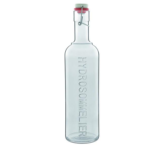 μπουκάλι luigi bormioli hydrossomelier 1lit γκρι home   ειδη σερβιρισματος   κανάτες   καράφες
