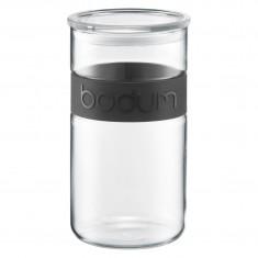 βάζο bodum γυάλινο μαύρο 2 lit
