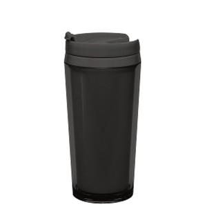 θερμός ποτήρι zak opaque μαύρο 45cl home   αξεσουαρ κουζινας   παγούρια   θερμός