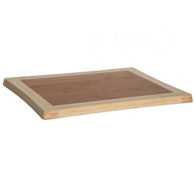 επιφάνεια κοπής ξύλινη cosy & trendy 39cm benin home   αξεσουαρ κουζινας   επιφάνειες κοπής