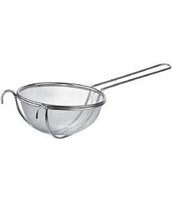 Σουρωτήρι ανοξείδωτο με ένα χέρι 22cm home   εργαλεια κουζινας   σουρωτήρια