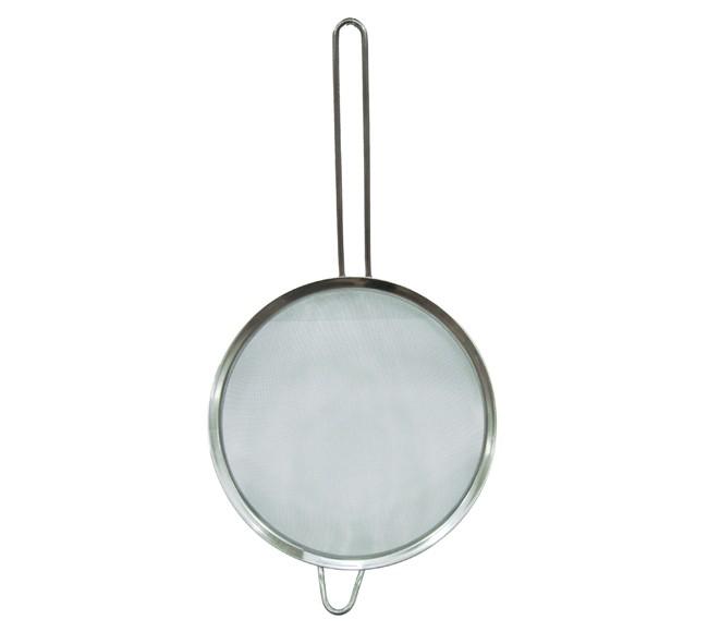 Σουρωτήρι ανοξείδωτο με ένα χέρι 14cm home   εργαλεια κουζινας   σουρωτήρια