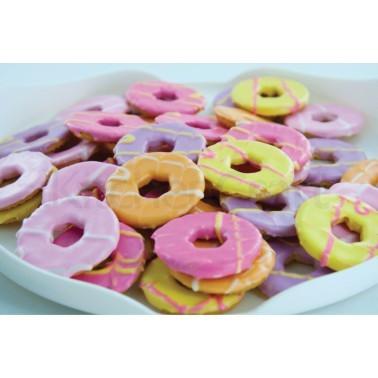 κουπ-πατ μεταλλικό για ντόνατ και μπισκότα 8cm kitchencraft home   ζαχαροπλαστικη   κουπ   πατ