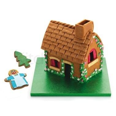 Κουπ-Πατ Μεταλλικό Gingerbread House (Σπιτάκι) Sweetly Does It